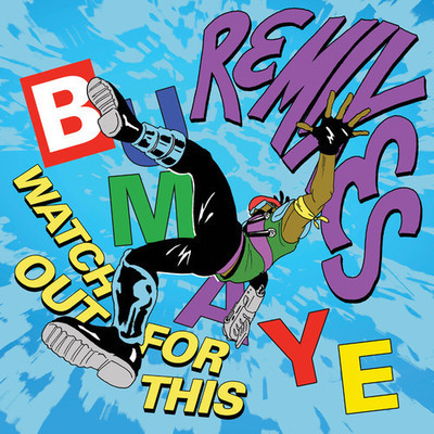 Major Lazer - Bumaye - Remix - Image from SoundCloud.com/MajorLazer, blogged at SoundFruits.Wordpress.com