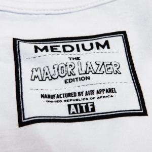 Sound Fruits > AITF & Major Lazer T