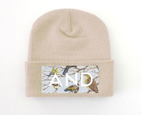 PASTEL BIRD AND BEANIE £9.99
