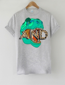AND EATEN ALIVE TEE £13.99 (andclothingstore.co.uk)
