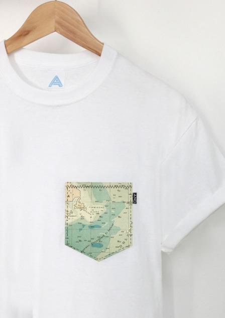And.Also Island Pocket Tee £12.99 (andclothingstore.co.uk)