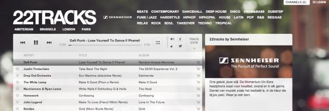 sound fruits 22 tracks screen shot